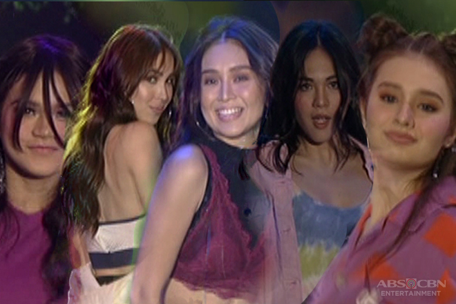 Kapamilya leading ladies battle it out on the dance floor