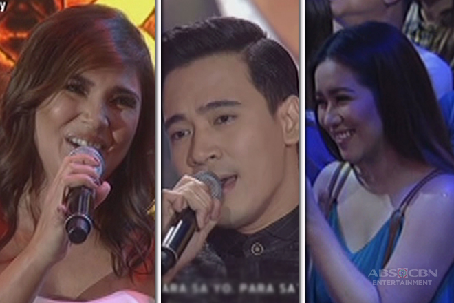 Erik Santos reunites with Vina Morales in an unforgettable duet on ASAPinoy