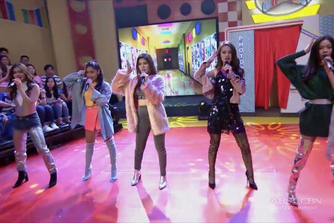 WATCH: ASAP BFF5's performs Meghan Trainor's