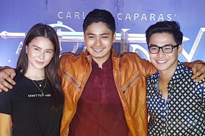 McLisse on working with Coco Martin