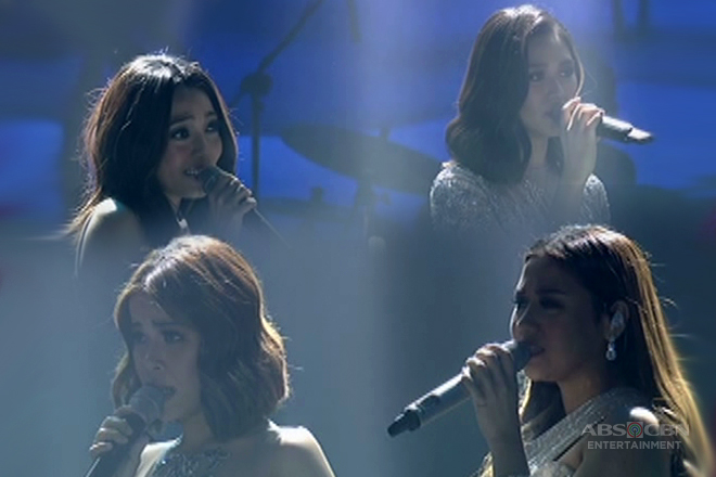 Sarah G and the ASAP Birit Queens' heartwarming rendition of 'Silent Night'