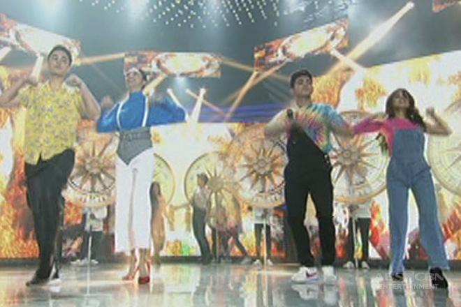 MayWard and MarNigo's dance showdown on ASAP