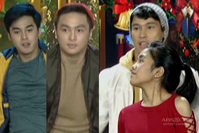 Showbiz siblings Enchong, Angelika, Mccoy and Ian in an ultimate dance face off!