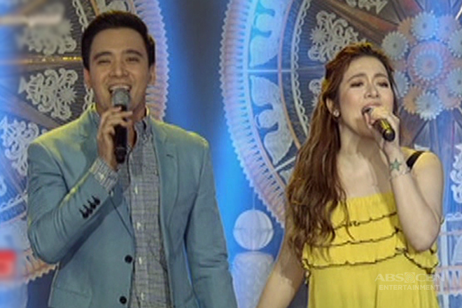Angeline Quinto and Erik Santos' duet will make you feel #justLOVE!