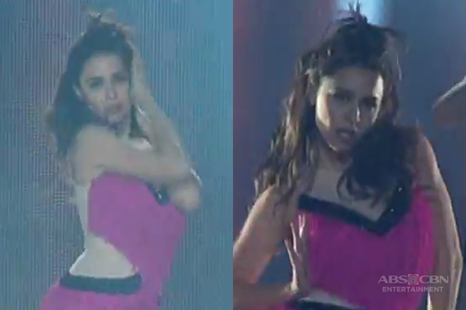 Yassi Pressman dominates the ASAP dance floor with electrifying dance moves
