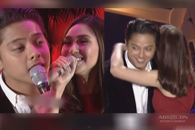 Daniel and Sarah G's duet is ASAP's most trending 2017 performance!