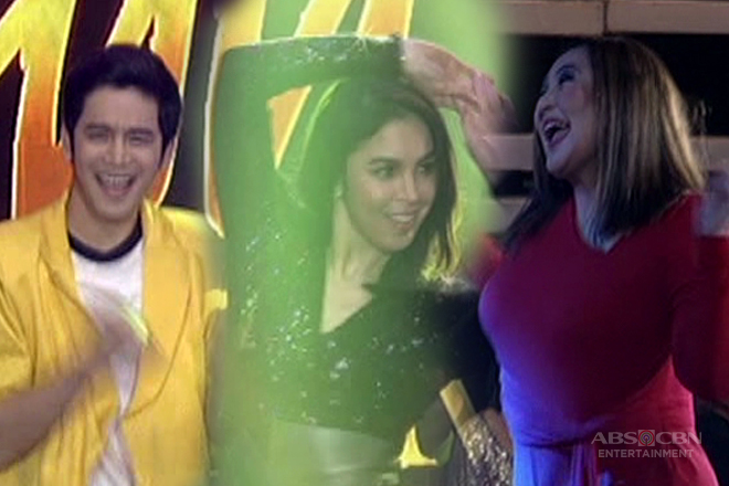 #JoshLia's dance tribute for Megastar Sharon Cuneta!