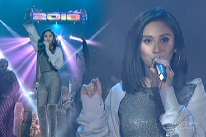 Sarah G harnesses girl power for an explosive rendition of Destiny's Child's