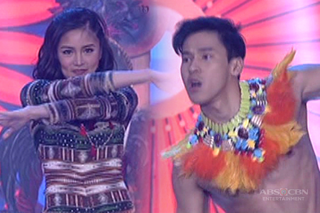 WATCH: Kim Chiu and Enchong Dee are the unstoppable forces of the dance floor!