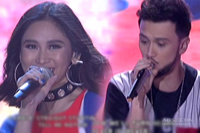 Sarah G and Billy Crawford in a world-class concert treat!