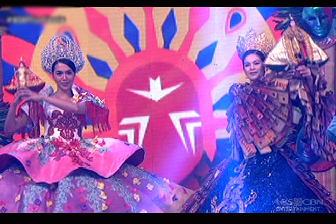 Julia Montes and Shaina Magdayao turn into Sinulog queens on ASAP
