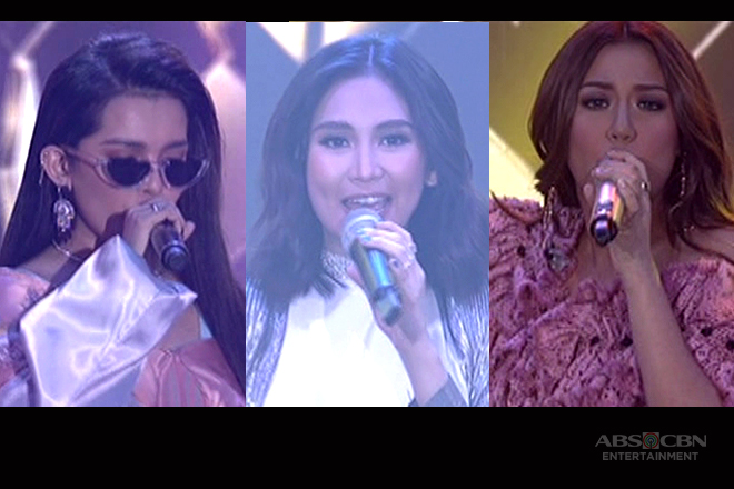 Sarah G, Morissette and KZ fuel the party with their incredible voices!