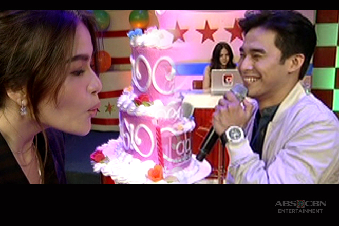 Mccoy's birthday wish for Elisse