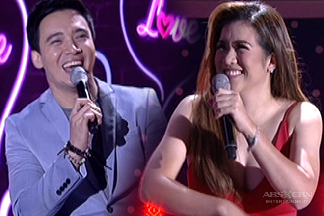 Did Angeline Quinto and Erik Santos just reveal their status on ASAP?