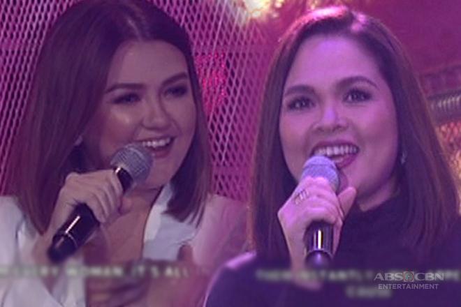 Ang Dalawang Mrs. Reyes stars visit ASAP!