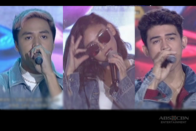 Sarah G brings a different kind of concert experience on ASAP with Inigo and Sam
