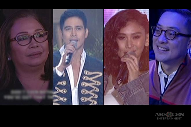 ABS-CBN bosses become fans for a day on ASAP