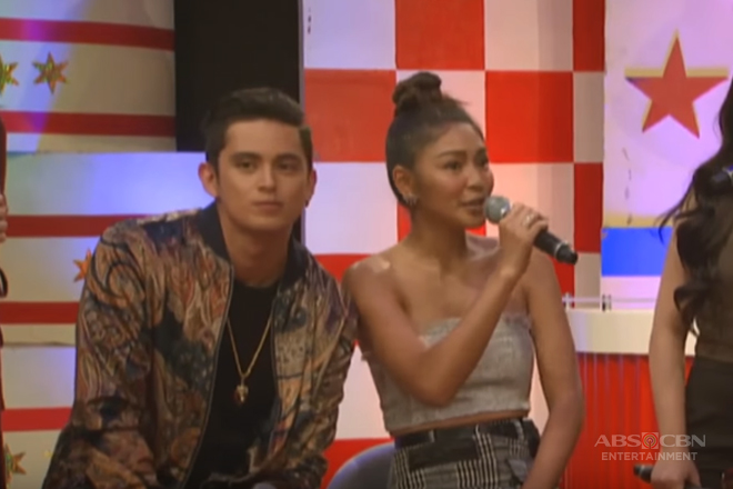 WATCH: Nadine happily shares her experience on being a Director for the first time!