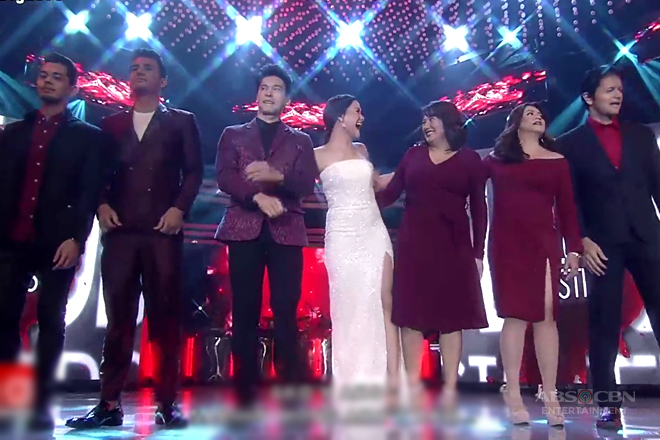 The powerhouse cast of The Blood Sisters on ASAP