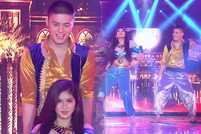 MUST-WATCH: Loisa and Ronnie's first-ever dance duet on ASAP