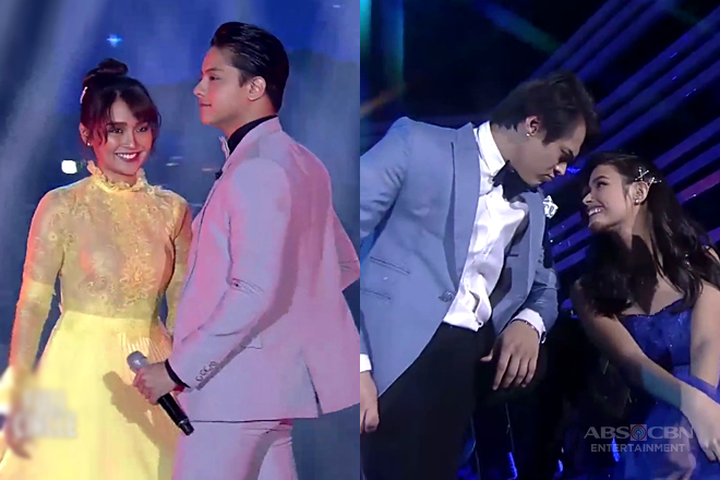 #KathNiel and #LizQuen will take you to 'La La Land' in this awesome sing and dance number!