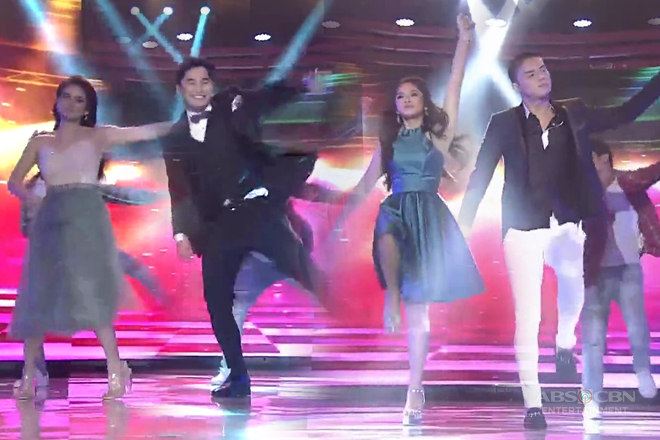 LUCKY-LIG! Kapamilya teen idols in an all-in-one performance on ASAP