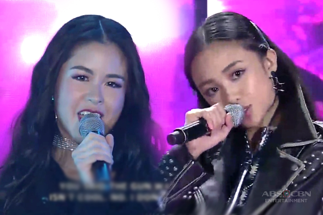 Double Treat! Kisses and Maymay's unstoppable performance on the ASAP stage!