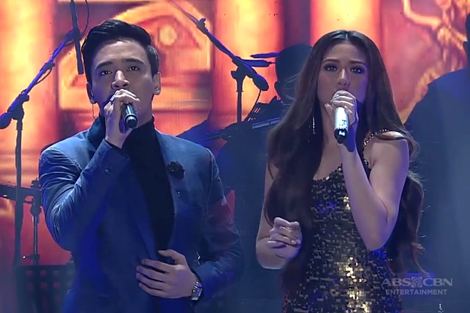WATCH: Erik and Morissette's world-class performance of the most talked about song of The Greatest Showman 'Never Enough'