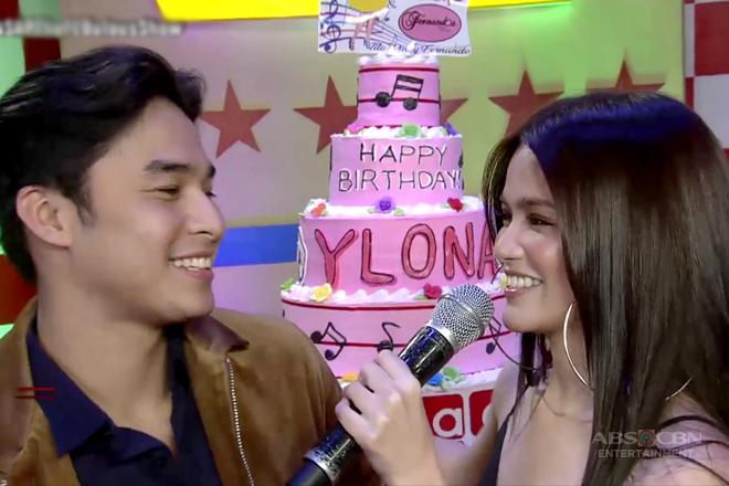 WATCH: What's Elisse Joson's birthday wish for McCoy de Leon?