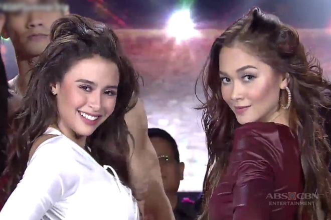 Maja and Yassi burn down the house with their level-up dance showdown on the ASAP stage!
