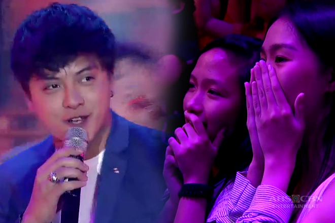 Daniel Padilla makes the crowd go wild with his opening performance on ASAP!