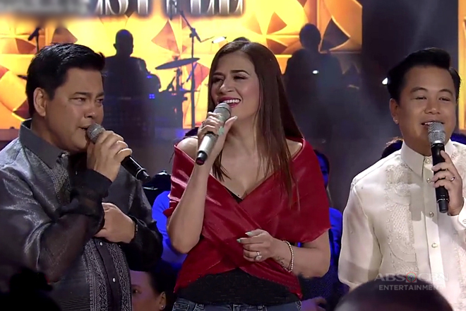 ASAPinoy celebrates the songs of the pinoy pop band Freestyle