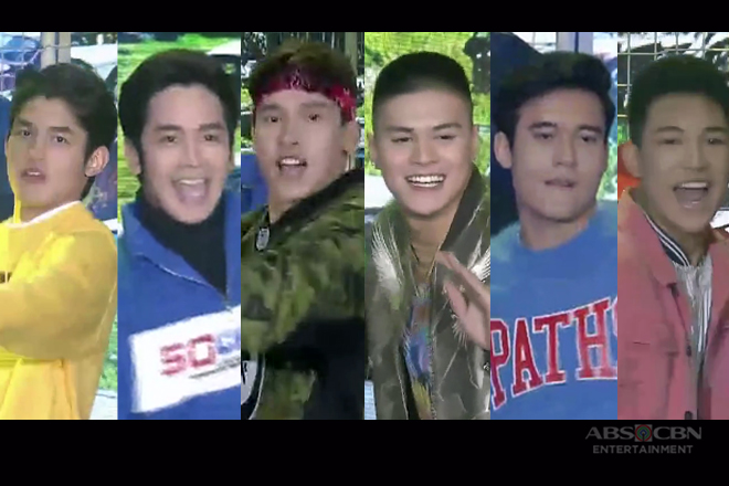 WATCH: Kapamilya heartthrobs' swag performance that will make you swoon!