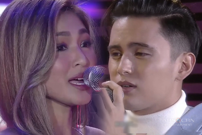 James Reid and Nadine Lustre's duet will make you fall in love