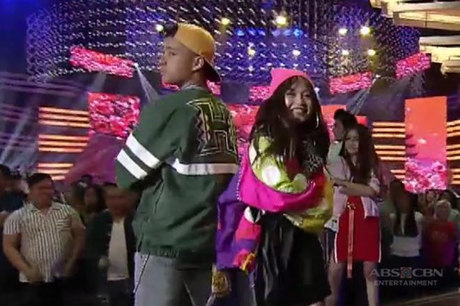 WATCH: Besties AC and Kyle heat up the dance floor!