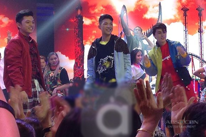 Jeremy, Darren and Edward are your summer heartthrobs on ASAP!