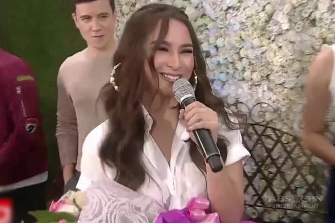 WATCH: Ryza Cenon, ni-reveal kung sinong Kapamilya star ang gusto niyang makatrabaho!