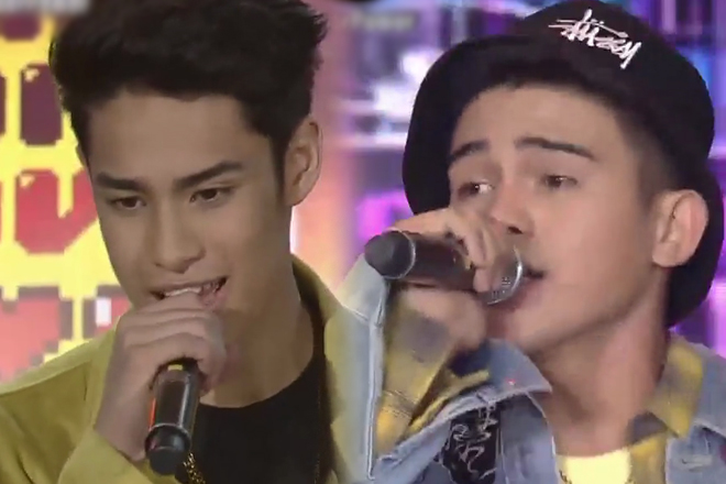 Back-to-back performance of today's hottest singing heartthrobs Inigo and Donny