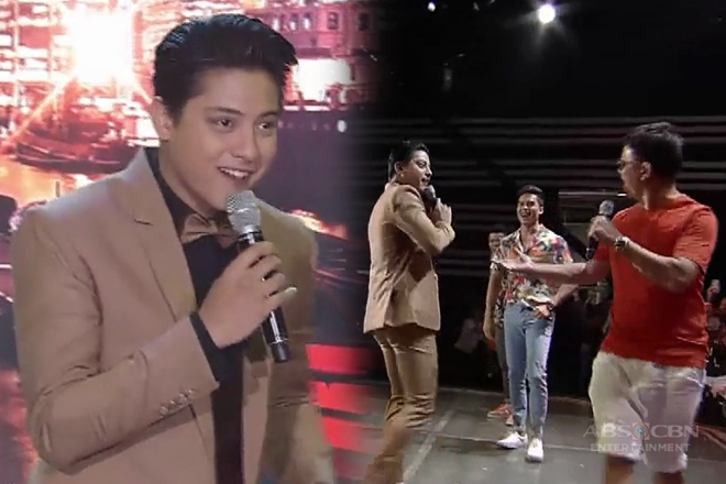 Daniel Padilla gets a heartwarming surprise mid-performance on ASAP