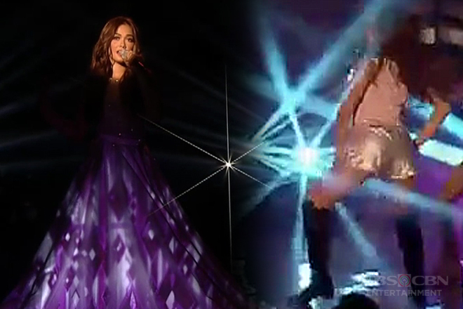 Maja Salvador's performance on ASAP is a feast for the eyes and ears!