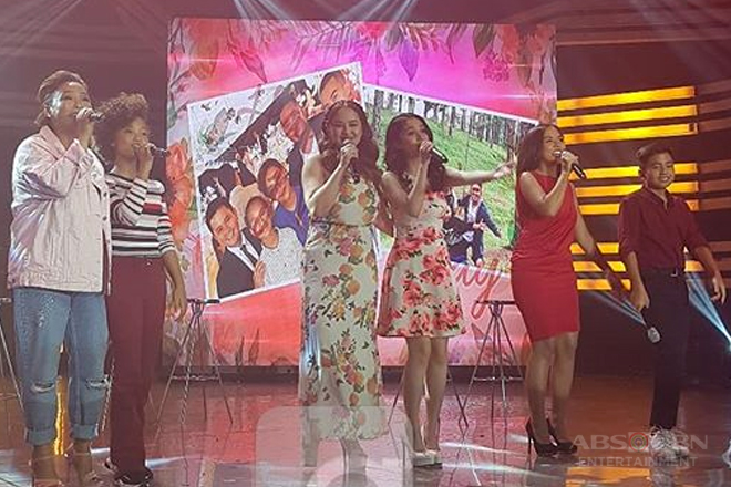Jaya, Jessa and Arnee's mother's day treat together with their young ones Sabriya, Jayda and Sam on ASAP