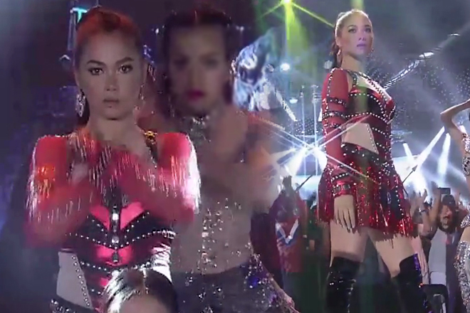 Maja Salvador will serve you a 'kweenly' dance number on ASAP!
