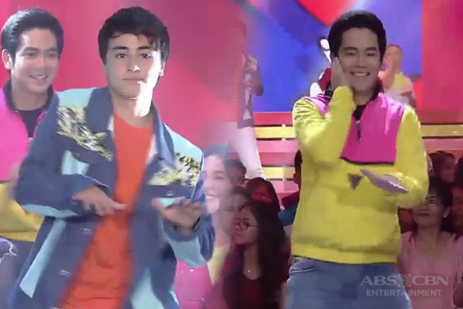 Joshua Garcia and Edward Barber's take on