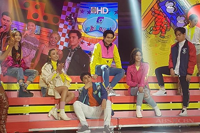 Kapamilya teen idols take on the