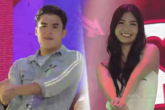 Kilig tandem Heaven and Markus do the 'Katchi' dance challenge