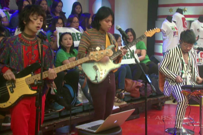 """WATCH: IV of Spades performs """"Mundo"""" on ASAP Chillout"""
