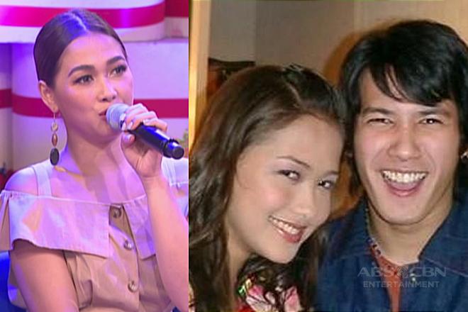 Maja, inalala ang kanyang first showbiz crush at original dance floor partner