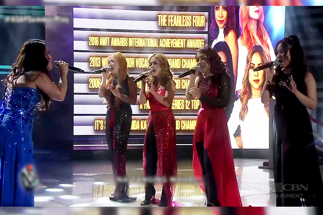 4 voices versus 1! The vocal showdown of Dessa and 4th Impact!