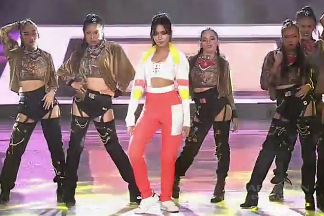 Riva Quenery shows off hot moves on ASAP
