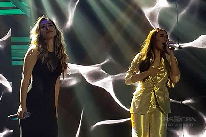 Jessica Sanchez and Morissette will leave you in awe with their vocal showdown!